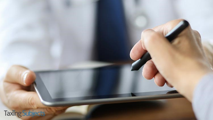 IRS OKs Temporary Use of e-Signatures on Certain Forms