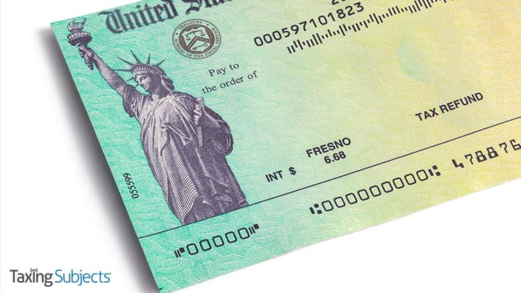 Refunds Could Be Issued for Overpayment of Tax on Unemployment